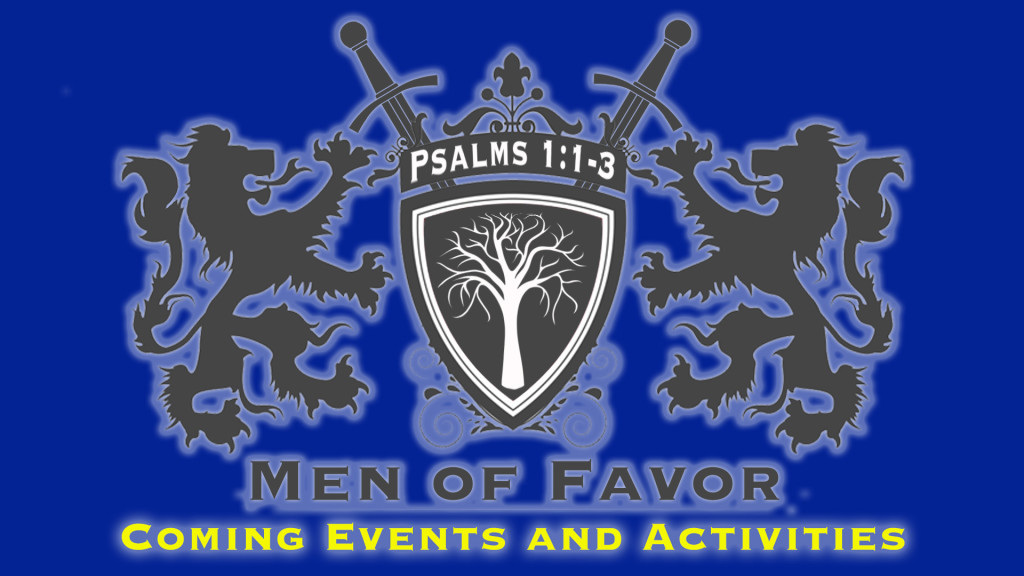 Men of Favor Logo Coming events and activities copy