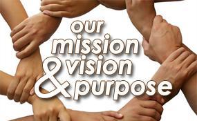 vision, mission, purpose